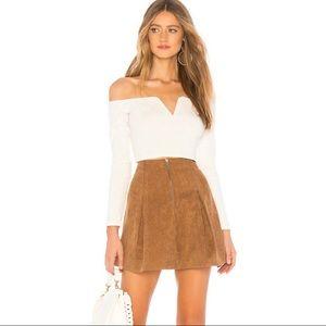 Tularosa Kendall Corduroy Skirt Sz XS